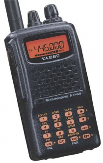 FT-60R  B3 TRANSCEIVER+PA-44